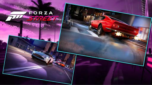 Forza Street Race Collect Compete Mod Apk