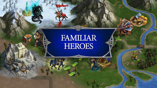 Gods and Glory War for the Throne Mod Apk