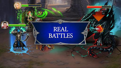 Gods and Glory War for the Throne Android