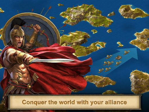 Grepolis Divine Strategy MMO Android