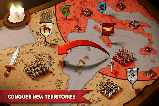Grow Empire Rome Android