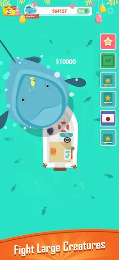 Hooked Inc Fisher Tycoon Android