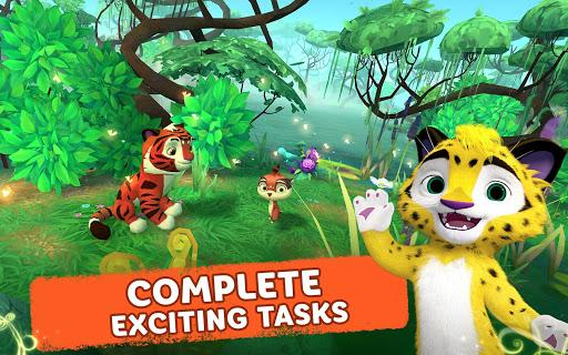 Leo and Tig Forest Adventures Apk