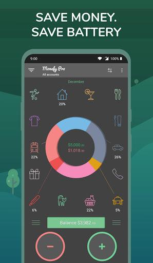 Monefy Pro Android