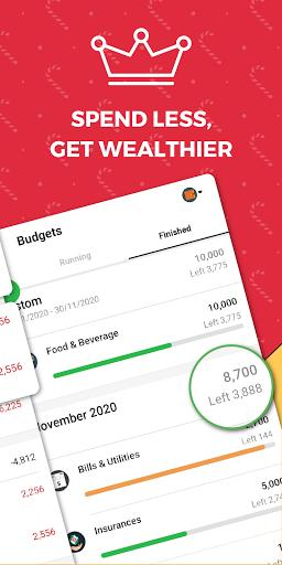 Money Lover Expense Manager Premium Android