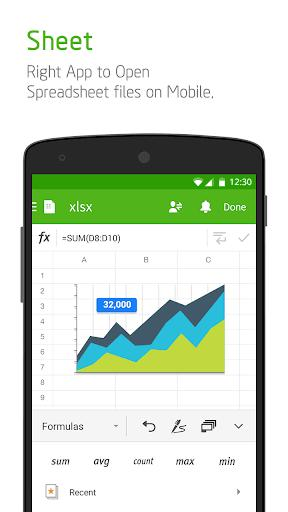 Polaris Office for Good Android