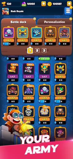 Rush Royale Tower Defense Android