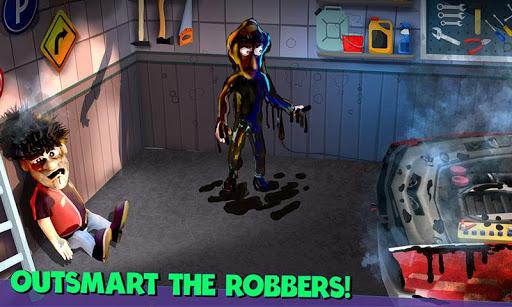 Scary Robber Home Clash Android