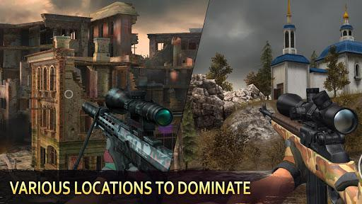 Sniper Arena PvP Army Shooter Android