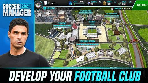 Soccer Manager 2021 Android