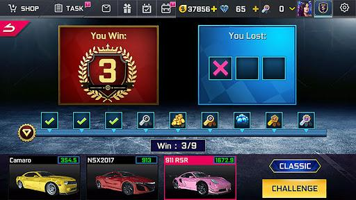 Street Racing HD Android