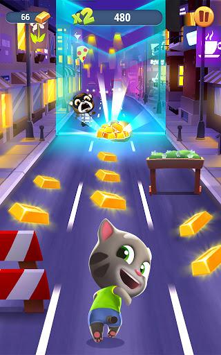 Talking Tom Gold Run Android