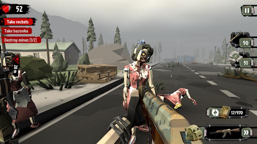 The Walking Zombie 2 Zombie shooter Android