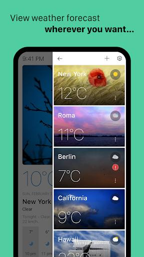 Today Weather Forecast Android