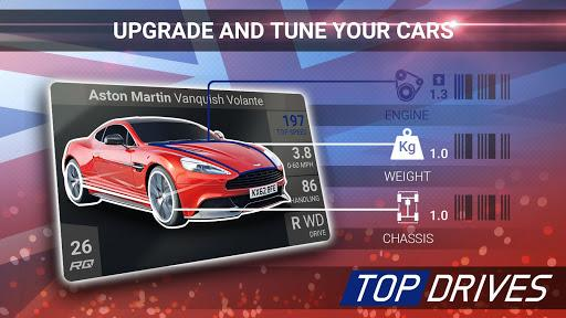 Top Drives Car Cards Racing Android
