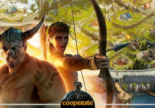 Vikings War of Clans Android