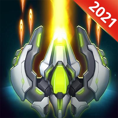 WindWings Space Shooter Galaxy Attack 01 mod apk