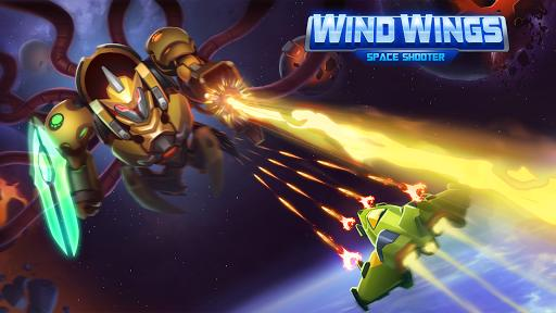 Wind Wings Space Shooter Galaxy Attack Mod Apk