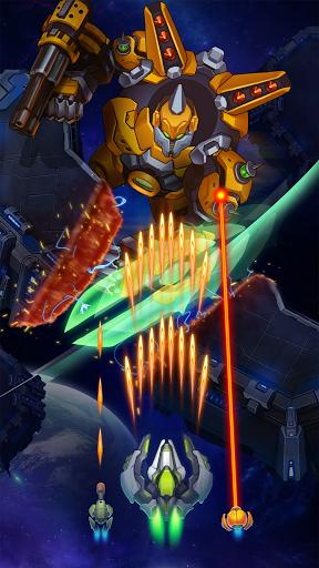 Wind Wings Space Shooter Galaxy Attack Apk