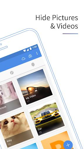 Gallery Vault Hide Pictures Pro Android