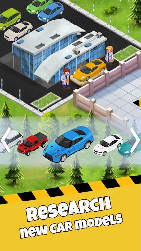 Idle Car Factory Android