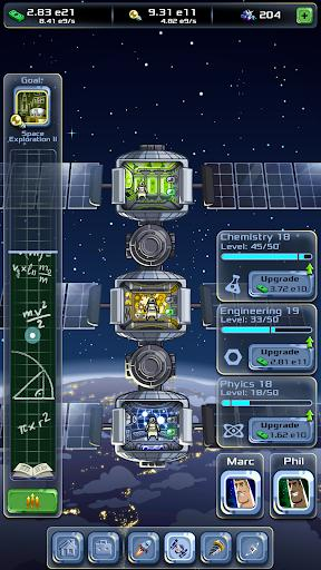 Idle Tycoon Space Company Android