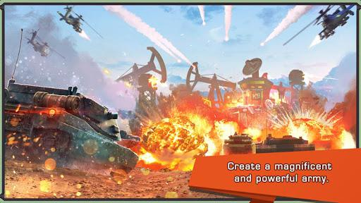 Iron Desert Fire Storm Android