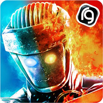 Real Steel Boxing Champions 01 mod apk