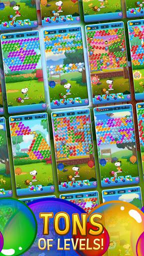 Snoopy Pop Free Match Blast Pop Bubble Game Android