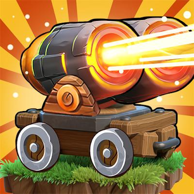 Tower Defense Realm King Epic TD Strategy Element 01 mod apk