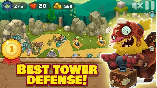 Tower Defense Realm King Android