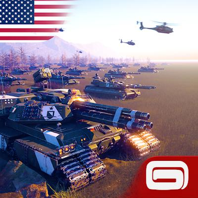 War Planet Online Real Time Strategy MMO Game 01 mod apk