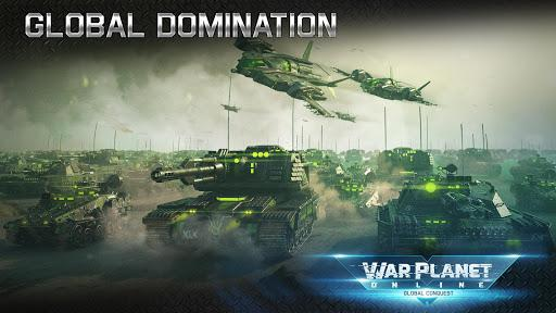 War Planet Online Android