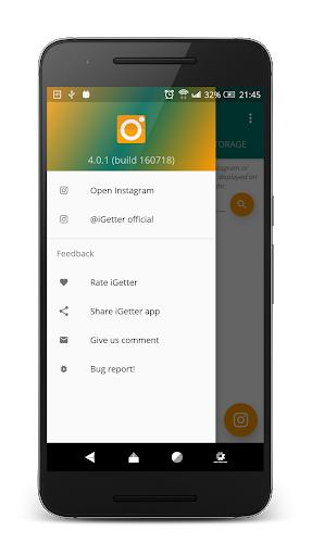 iGetter Pro Quick save video story Apk