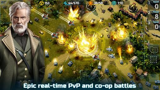 Art Of War 3 Modern PvP RTS Android