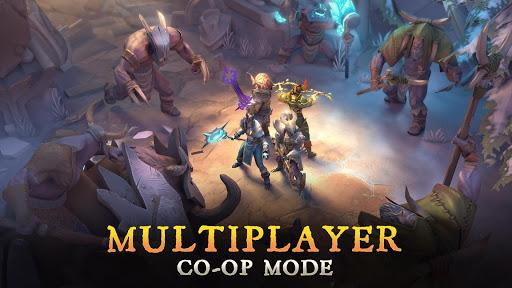 Dungeon Hunter 5 Action RPG Android