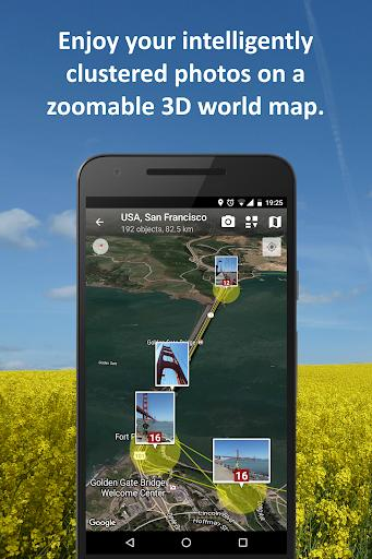 PhotoMap PRO Photo Gallery Android