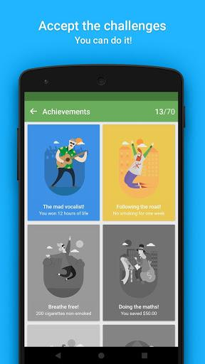 QuitNow Pro Stop smoking Android
