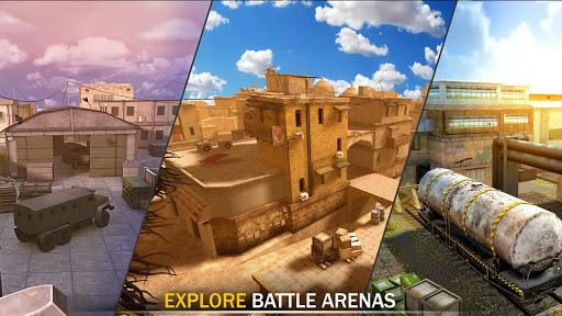 Code of War Shooter Online Android