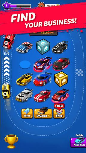 Merge Battle Car Best Idle Clicker Tycoon game Android