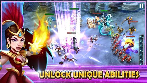 Wartide Heroes of Atlantis Android